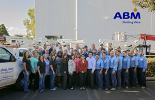 Commercial electric lighting at 3600 pegasus drive inbakersfield ca facility services bakersfield california abm aloadofball Images